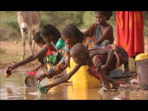 !Queremos agua! Ura nahi dugu!