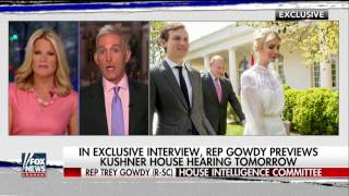 On 'The Story,' the congressman reacts the president's son-in-law's statement on Russia