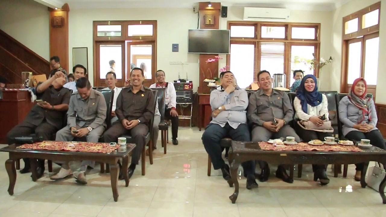 Rabu 26 April 2017 Kunjungan Kerja DPRD Kota Samarinda