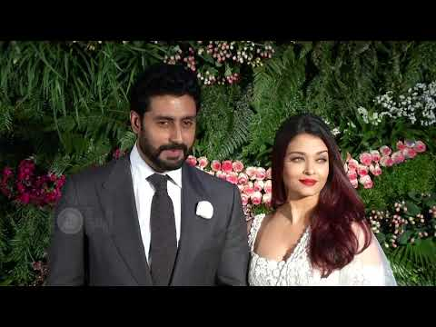 Aishwarya Rai, Abhishek Bachchan Arrive In Rolls R