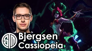 TSM Bjergsen - Cassiopeia vs TaliyahNA Challenger - Patch 7.14If you enjoyed the video subscribe for more!Follow LoL Pro Plays on Facebookhttps://www.facebook.com/pages/Lol-Pro-Plays/1411003125778173Outro Music: Shurk - The Wandererhttps://soundcloud.com/shirkofficial/the-wanderer