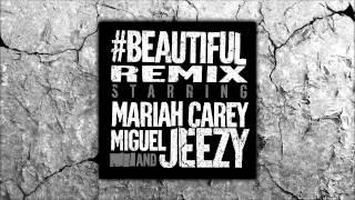 Mariah Carey - #Beautiful Remix ft. Miguel & Jeezy