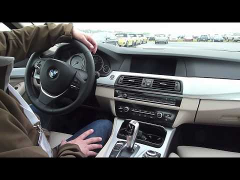 2011 BMW 5-Series Fully Unwrapped In Detail-Shoe-In For Car Of The Year?