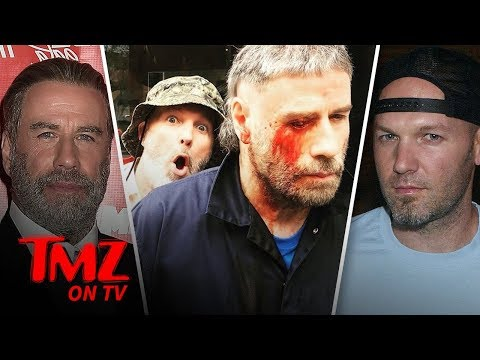 Travolta Names His Favorite Director! | TMZ TV