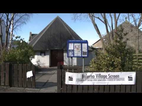 Balerno Village Screen Community Grant