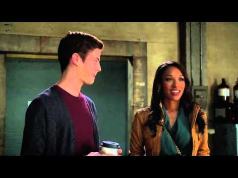 Barry and Iris (1x04 - Going Rogue Part 1/2)