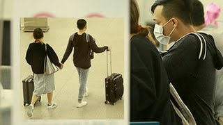 Trấn Thành - Hari Won đeo khẩu trang, tay trong tay hạnh phúc ở sân bay(Tin tức Sao Việt), phim tay trong tay, tay trong tay, xem phim tay trong tay, phim dai loan, phim dai loan tay trong tay