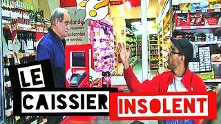 Video LE CAISSIER INSOLENT - Caméra Cachée Au Supermarché MP3, 3GP, MP4, WEBM, AVI, FLV Oktober 2017