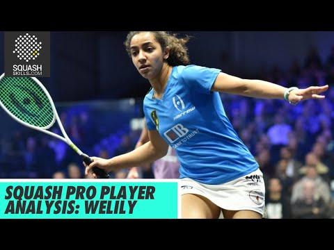 Squash Pro Player Analysis: Raneem El Welily