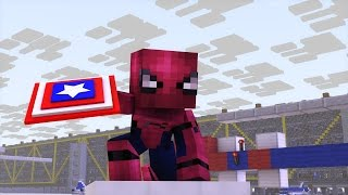Video Minecraft Captain America Civil War Trailer 2 Animation download in MP3, 3GP, MP4, WEBM, AVI, FLV January 2017