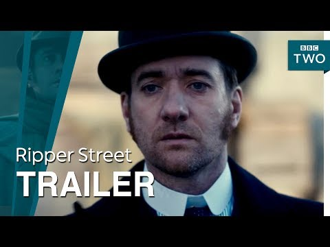 Ripper Street Season 5 UK Promo
