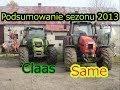 """Mega Wielkie podsumowanie sezonu 2013 u damianz0909 """"Same and Claas show"""""""