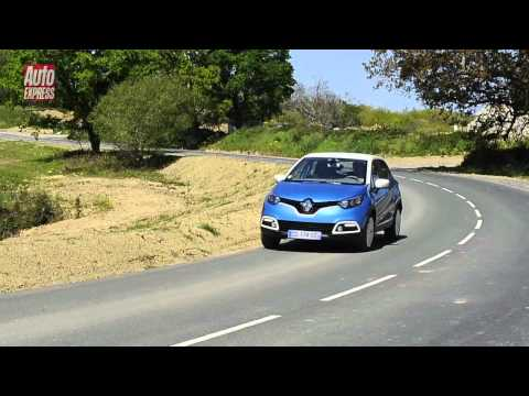 Peugeot 2008 Vs Renault Captur - Auto Express