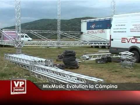 MixMusic Evolution la Câmpina