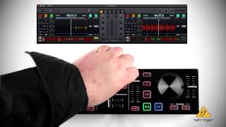 BEHRINGER VIDEO MANUAL: CMD Micro Mixer Section