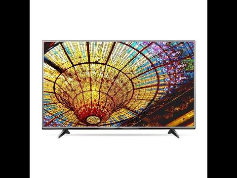 LG Electronics 60UH6150 60-Inch 4K Ultra HD Smart LED TV (2016 Model) Review