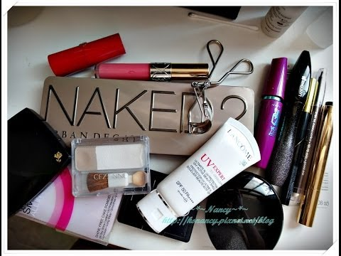 2014愛用彩妝大賞 My list of Must-Have Make-Up items!