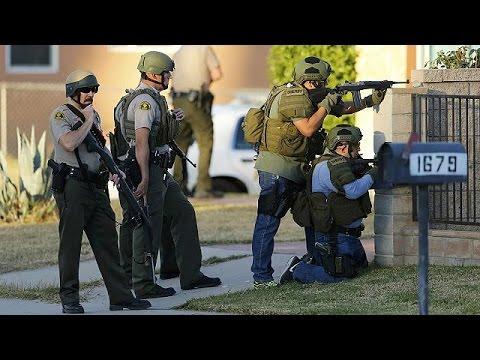 ΗΠΑ: Τουλάχιστον 14 νεκροί σε μακελειό στην Καλιφόρνια – Δύο ύποπτοι νεκροί από αστυνομικά πυρά