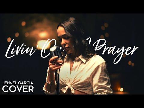 """Bon Jovi  """"Living On A Prayer"""" Cover by Jennel Garcia"""