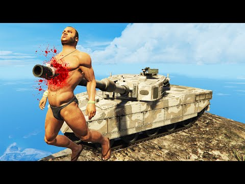 GTA 5 FAILS - #6 (GTA 5 Funny Moments Compilation) (видео)