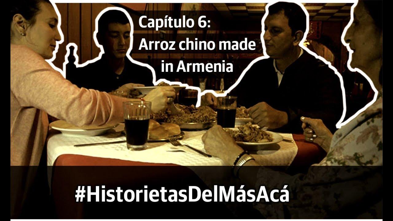 Un sueño americano en Armenia