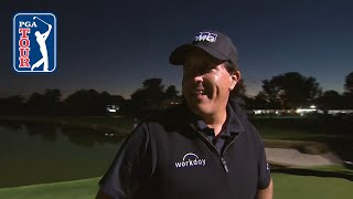 The Match - Phil Mickelson, campeón
