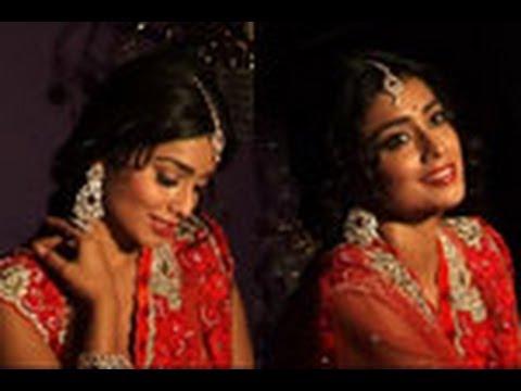 Shriya Saran shoots for magazine cover