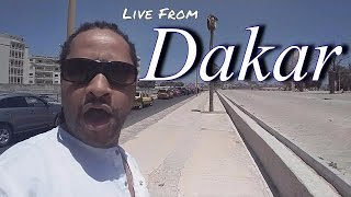 2nd Travel Blog 2st stop Downtown Dakar I'll be here for 2 week's if there's anything you would like to see or if there's a kool place you think I should visit let me ...