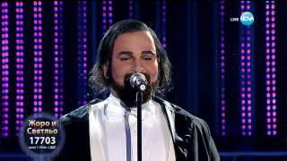 Joro & Svetlio videoclip O Sole Mio (Като Две Капки Вода)