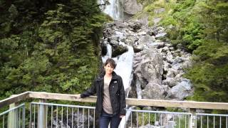 Hokitika New Zealand  City pictures : New Zealand 2014 - Arthurs Pass & Hokitika Gorge