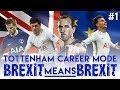 FIFA 18 | Tottenham Career Mode | Episode 1 | £140M SPENT!