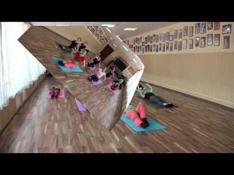 Игровая гимнастика для дошкольников