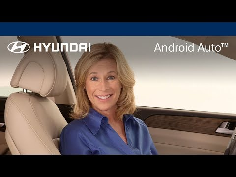 Hyundai Android Auto™ - Making a Call