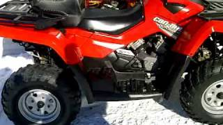 9. Can-Am Bombardier Outlander 800 MAX 2007 BRP, VTT, ATV, .3GP