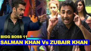 Video Bigg Boss 11: Contestant Zubair Khan files FIR against Salman Khan MP3, 3GP, MP4, WEBM, AVI, FLV Oktober 2017