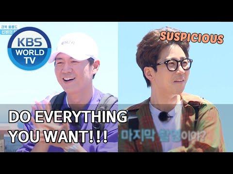 Do everything you want!!! [2 Days & 1 Night Season 4/ENG/2020.07.12]