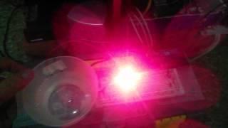 Hice mi propio sensor de líquidos para mi tanque de agua.