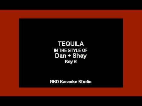Video Dan + Shay - Tequila (Karaoke Version) download in MP3, 3GP, MP4, WEBM, AVI, FLV January 2017
