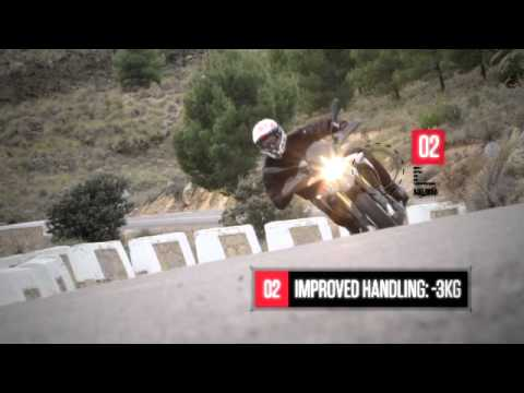 Dorsoduro 1200 MY 2012 - Official Video