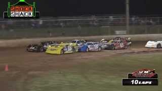 Kingaroy Australia  city photos : Late Models - Heat 1 - Australian Title - Kingaroy Speedway - 02.01.15