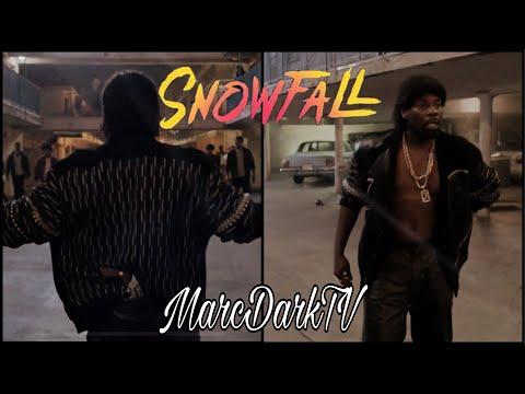 SNOWFALL SEASON 3 JEROME'S FATE!!!