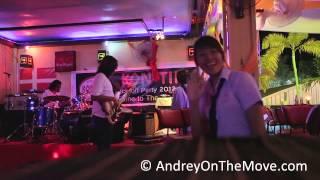 Ao Nang Nightlife Krabi Thailand