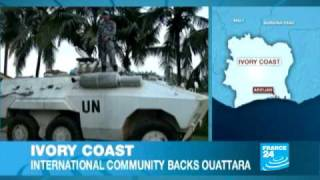 Ivory Coast: Country braces for another day of marches