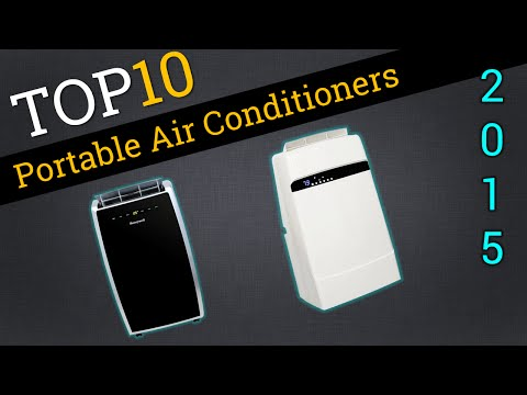 Top 10 Portable Air Conditioners 2015 | Best AC Units