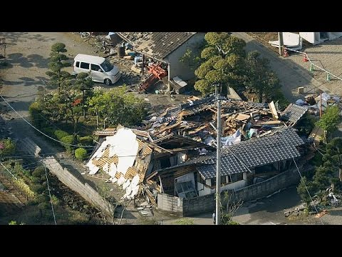 Ιαπωνία: Και νέα ισχυρή σεισμική δόνηση 7,1 βαθμών έπληξε τη χώρα