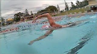Jodie Swallow - Swim Technique