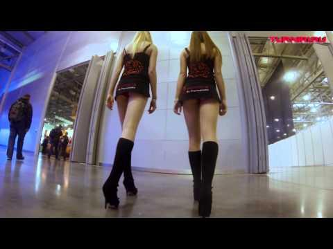 Девушки Игромира 2013 HD