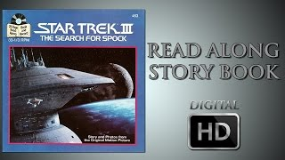 Video Star Trek III: The Search for Spock - Read Along Story book - Digital HD - Leonard Nimoy - Paramount MP3, 3GP, MP4, WEBM, AVI, FLV Juli 2018