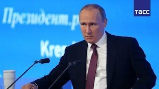 """""""Антикризисная мера не может быть постоянной"""", - Путин о субсидиях в сфере сельхозмашиностроения"""