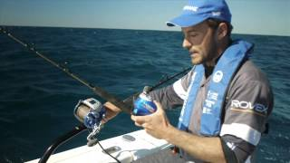 WFT Electra Reels Manual Part 4 (of 4) — Reel features & rod details